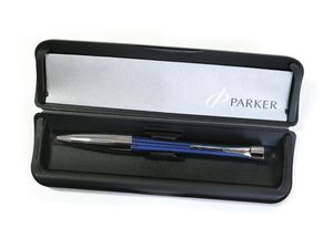 BOLÍGRAFO PARKER ARROW METALIC AZUL