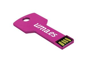 USB LLAVE 4 GB ROSA