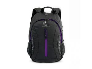 MOCHILA BACKPACK FLASH MORADA